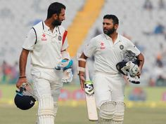 Recalled wicketkeeper-batsman Parthiv Patel on smashed a fantastic 1/2 century to hand India a complete eight-wicket win over England on Day four