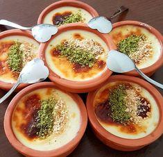 Creme Caramel, Palak Paneer, Hummus, Acai Bowl, Panna Cotta, Pudding, Fruit, Breakfast, Ethnic Recipes