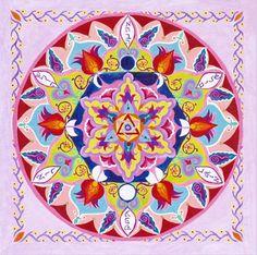 Cycles Of Life Mandala - Mandalamagic1 Original Mandala Art - Chakra Art - Chakra Mandalas - Buddhism Art - New Home Gift by mandalamagic1 on Etsy https://www.etsy.com/listing/58265203/cycles-of-life-mandala-mandalamagic1