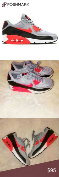 Nike  Womens Air Max 90 Essential Brand new in Box 100% authentic New/never worn Nike Shoes Sneakers
