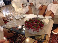 #spa #spaday #wedding #champagne