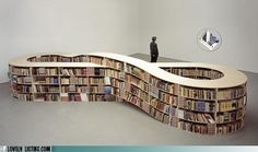 How about this for a bookshelf