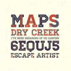 Más de 15 ejemplos de excelentes e inspiradoras fuentes tipográficas | TodoGraphicDesign