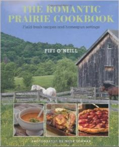 A unique collection of recipes that are a true reflection of the traditional prairie way of life, where the flavorful, hearty dishes that appeared on the table featured ingredients picked only a few h