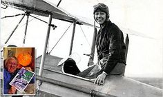 A Hull-based historian claims that pioneer pilot Amy Johnson was killed in 1941 after a botched rescue mission after her plane crashed in the Thames Estuary.