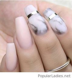 long-nude-nails-with-a-nice-grey-print