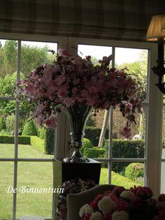 Zijde bloemen silk-ka