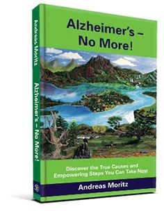 Alzheimer's – No More!Buy This Book on Amazon (softcover, printed edition) $24.95 + S&H buy on Amazon Download
