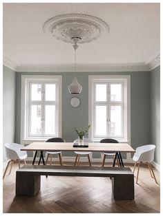 Interior Architecture, Interior Design, Rustic Home Interiors, Scandinavian Interior, House Colors, Colorful Interiors, Interior Inspiration, Bedroom Decor, New Homes