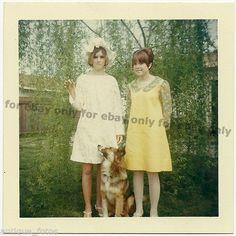 Vintage Old Photos Women's Girl's Fashion Funky Mod Hip Dress 1960's Clothing   eBay