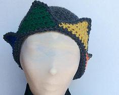 Jughead Beanie Knitting Pattern/Jughead Hat Knitting | Etsy Knit Or Crochet, Crochet Hats, Make Arrangements, Knit Beanie, True Colors, Knitted Hats, Knitting Patterns, Custom Design, Trending Outfits