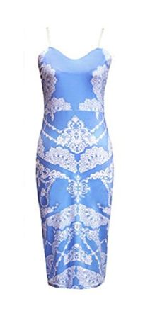 Miss High Street! Celebrity Kim Kardashian Sweetheart Floral Print Pencil Dress.