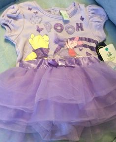 Check out New with tags Winnie the Pooh tutu onesie size 12-18 months #DisneyBaby #Everyday http://www.ebay.com/itm/-/301779052469?roken=cUgayN&soutkn=MBWtYz via @eBay