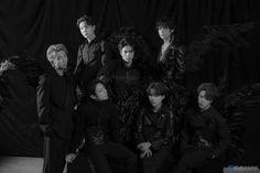 Jhope, Namjoon, Taehyung, Hoseok Bts, Seokjin, Bts Blackpink, Bts Bangtan Boy, Bts Black And White, Black Swan