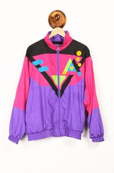 80's Sports Jacket Medium £16  www.wearecow.com