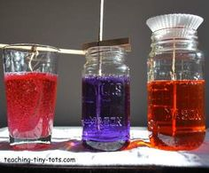 Toddler Science: Sugar Crystal Experiment