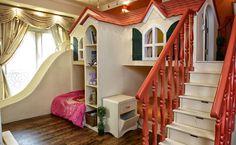 Toddlers dream bedroom
