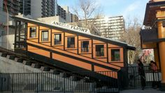 Angels Flight ~ Downtown Los Angeles