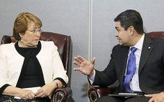 HERNÁNDEZ VIAJA A CHILE ESTA SEMANA PARA PROMOVER INVERSIONES   HONDURAS POSITIVA   Lo mejor de mi país