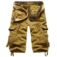 f520e0c907bcfa 10 Best Mens Cargo Shorts to Wear this Summer Camouflage Shorts, Military  Camouflage, Style