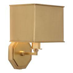 Robert Abbey Lighting Robert Abbey Mm Pythagoras Plug-In Wall Lamp 2671