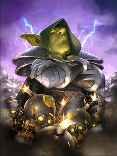 Hearthstone Dr Golden Boom Here are some of the best World of Warcraft Artwork I could find online.