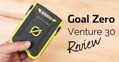 goal-zero-venture-30 Camera Phone, Camera Lens, Photography Reviews, Photo Accessories, Wallet, Goal, Zero, Purses, Camera