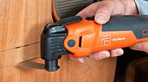 So many uses. The FEIN MultiMaster is the first and best oscillating tool. Grab one today: http://www.feinus.com/en_us/dealer-repair/ #omt #holidays #giftsforguys #manlygifts #diy #feintools