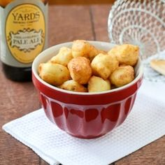 Tater Tots at home are easier than you think and of course much more delicious than the freezer kind. #foodgawker