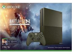 New Xbox One S 1 TB Console - Battlefield 1 Special Edition Bundle - $240  FS Newegg via eBay #LavaHot https://www.lavahotdeals.com/us/cheap/xbox-1-tb-console-battlefield-1-special-edition/241033?utm_source=pinterest&utm_medium=rss&utm_campaign=at_lavahotdealsus&utm_term=hottest_12