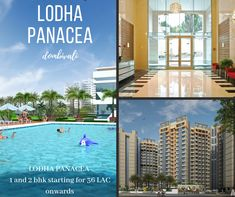 Lodha Panacea Most Luxurious and Colourful Township in Dombivali Dreaming Of You, Floor Plans, Watch, Luxury, Book, Outdoor Decor, Youtube, Projects, Log Projects