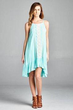 Copy of Spaghetti strap dress