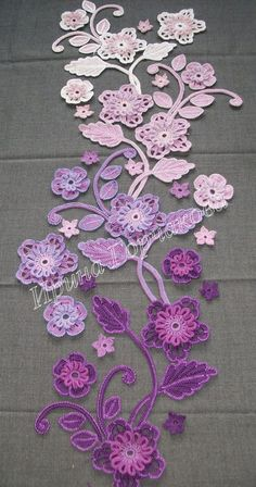 Watch The Video Splendid Crochet a Puff Flower Ideas. Phenomenal Crochet a Puff Flower Ideas. Irish Crochet Patterns, Crochet Motifs, Freeform Crochet, Crochet Art, Crochet Designs, Irish Crochet Tutorial, Unique Crochet, Crochet Puff Flower, Crochet Leaves