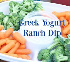 Greek Yogurt Ranch V