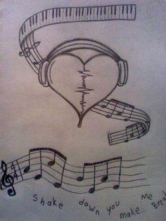 music drawings - Google Search