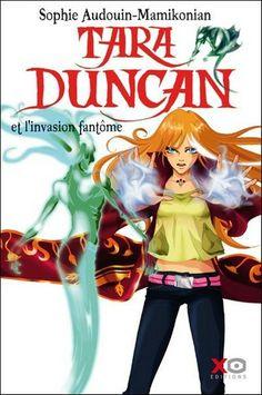 TARA DUNCAN (de 5 à 8) Tara Duncan, Robin, Nerd, Books, Anime, Glossier, Perdition, Lus, Fairy