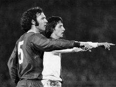 Beckenbauer & Cruyff.