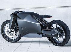 The Samurai Concept Is Carbon Fiber Perfection