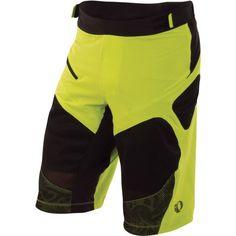 Nice Pearl Izumi Men's Veer Shorts with Bib, Green, Large