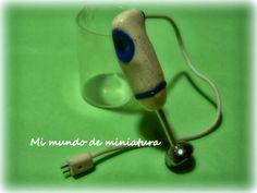 mixer Mi mundo de miniatura