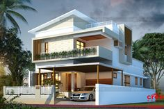 Builders In Kochi Best Picture For dream house bathroom For Your Taste You Architecture Panel, Residential Architecture, Architecture Design, Mountain Homes, Kochi, Home Builders, Kerala, Most Beautiful Pictures, House Design