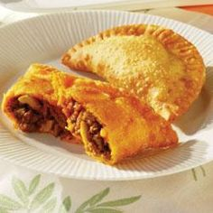 Empanadas (Beef Turnovers) Allrecipes.com    This is what the Diva Princess wants for her birthday dinner.