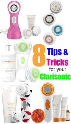 8 Tips and Tricks for your Clarisonic