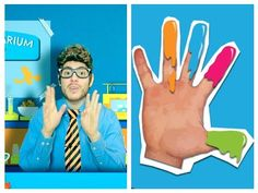 DIY | Fingerfarben selber machen, Kinder basteln- Tobilottarium 24 - YouTube
