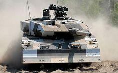 Leopard 2A7+ - technology demonstrator