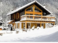 Chamonix Chalet | Exterior Where: Chamomix, France Sleeps: 10 people Cost per night: Rates may vary