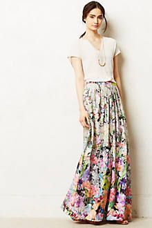 Anthropologie - Firefleur Maxi Skirt - $168