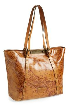 6114d14a4a84 Patricia Nash  Benvenuto  Leather Tote available at  Nordstrom Patricia  Nash