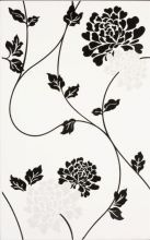 Black Laura Ashley Isadore Black on White Floral Bathroom Tiles White Wall Tiles, White Bathroom Tiles, Downstairs Bathroom, Ashley Black, Black And White Wallpaper, Moroccan Pattern, Laura Ashley, Wallpaper Backgrounds, Floral