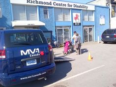 Our team on the ground in BC reports that the MV-1 is a big hit with the Richmond Centre for Disability and local taxi firms are very interested too.